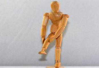 que faire pour ses genoux plisses