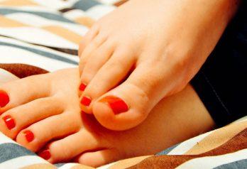 Se faire une beauté des pieds à la maison